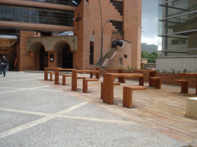 Universidad Javeriana Plazoleta