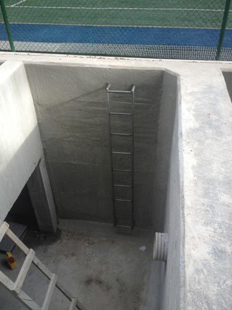 javeriana tanque aguas lluvias