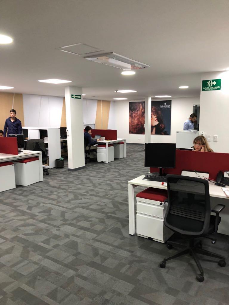 Henkel remodelacion de oficinas
