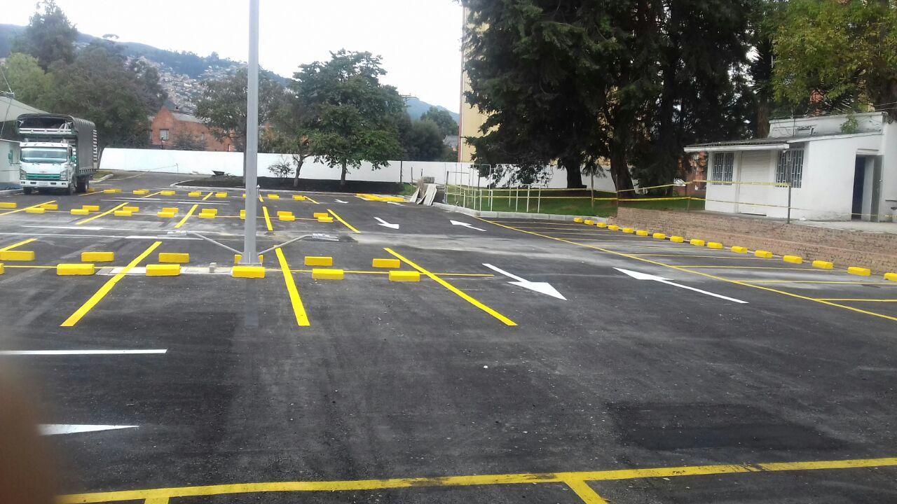 Universidad de la Salle exposiciones sede norte